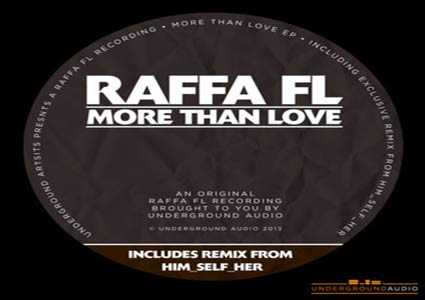 More Than Love EP - Raffa FL