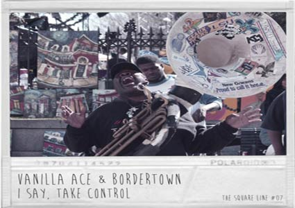 I Say EP - Vanilla Ace & Bordertown