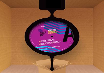Organica EP - Volta Cab
