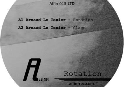 Rotation EP - Arnaud Le Texier