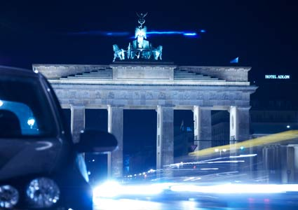 Golf in Berlin by Josh Hope