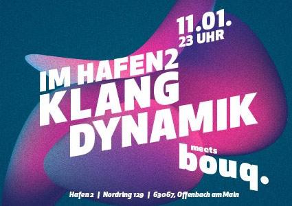 Klangdynamik meets bouq.trip 2014