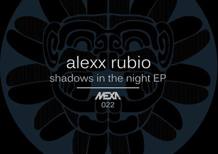 Shadows in the Night EP - Alexx Rubio