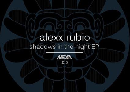 Shadows in the Night EP - Alexx Rubio