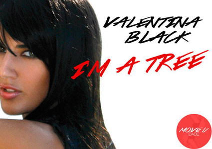 I'm A Tree LP - Valentina Black