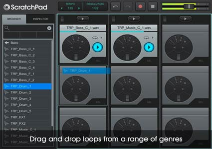 ScratchPad HD