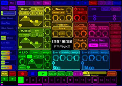 Stroke Machine