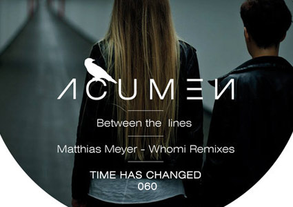 Between The Lines EP - Acumen