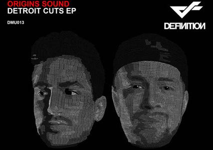 Detroit Cuts EP - Origins Sound