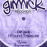 I Found Treasure EP - Clif Jack