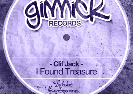 I Found Treasure EP - Clif Jack