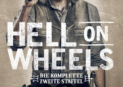 Hell on Wheels - Die zweite Staffel