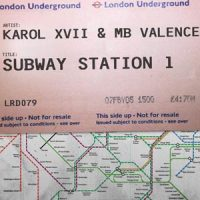 Subway Station 1 EP - Karol XVII & MB Valence