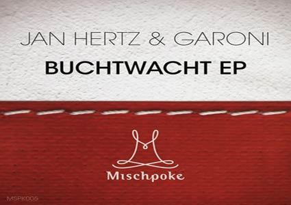Buchtwacht EP - Jan Hertz & Rocko Garoni