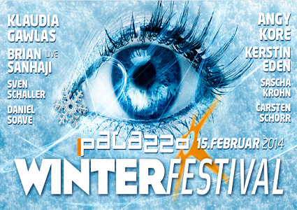 Palazzo Winter Festival 2014