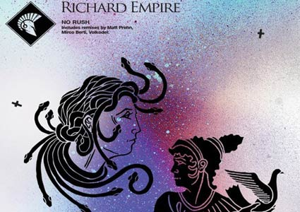 No Rush EP - Richard Empire