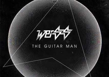 The Guitar Man - Weiss