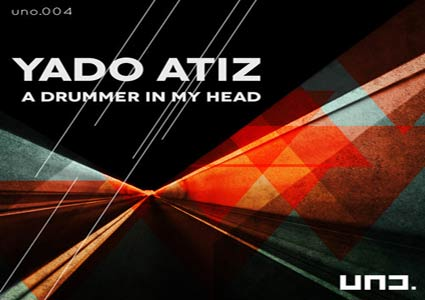 A Drummer In My Head EP - Yado Atiz