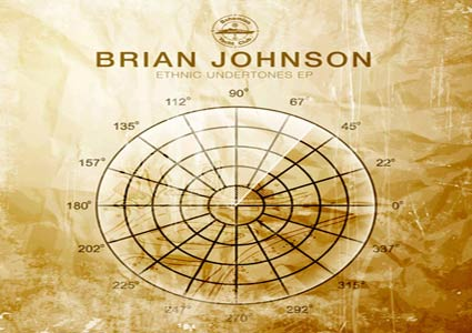 Ethnic Undertones EP - Brian Johnson