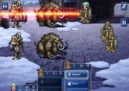 Final Fantasy VI für iOS
