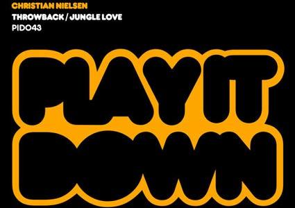 Jungle Love / Throwback EP - Christian Nielsen