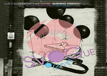 Low District - Burning Inside EP