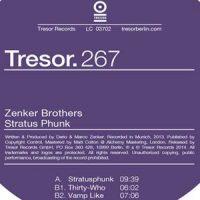 Stratus Phunk EP - Zenker Brothers