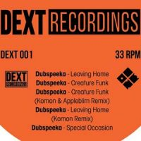 Leaving Home EP - Dubspeeka