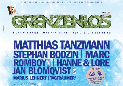 Grenzenlos Black Forest Open-Air Festival 2014