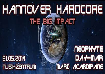 Hannover Hardcore – The Big Impact 2014