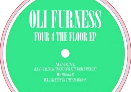 Four 4 the Floor EP - Oli Furness