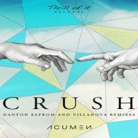 Crush EP - Acumen
