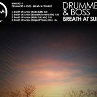 Breath at Sunrise EP - Drummers & Boss