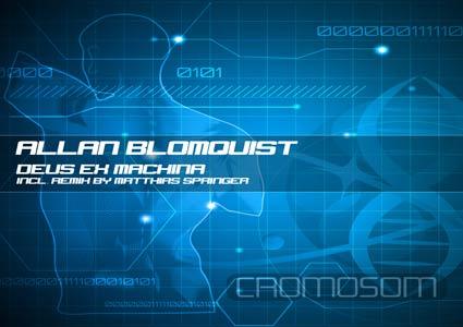Deus Ex Machina - Allan Blomquist