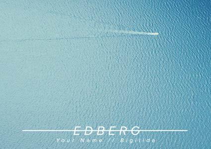 Your Name / Bigilida EP - Edberg
