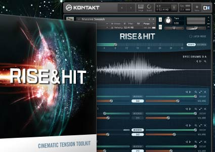 Native Instruments: Rise & Hit