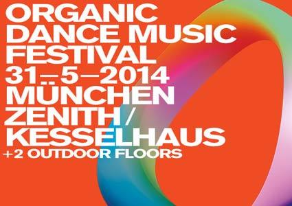 Organic Dance Music Festival 2014 in München