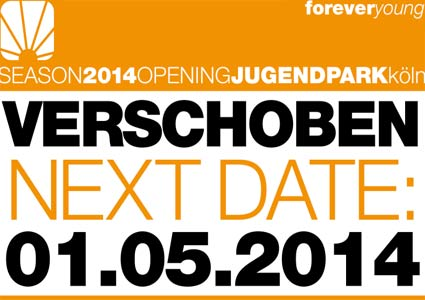 PollerWiesen Opening 2014 auf den 1. Mai verschoben