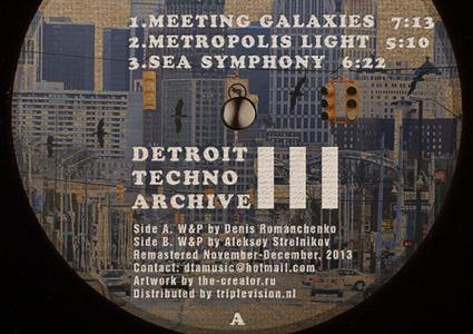 Detroit Techno Archive III