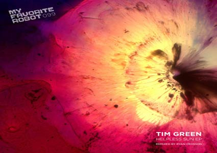 Helpless Sun EP - Tim Green