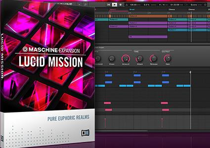 Native Instruments Lucid Mission