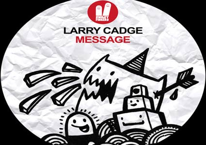Message EP - Larry Cadge