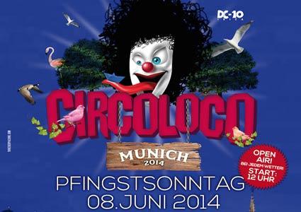 Circo Loco Munich 2014