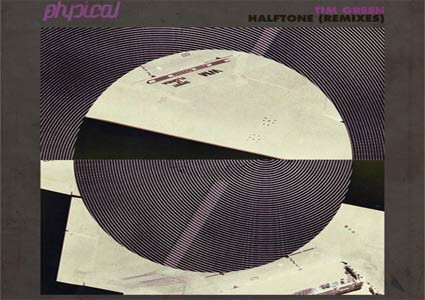 Halftone Remixes - Tim Green