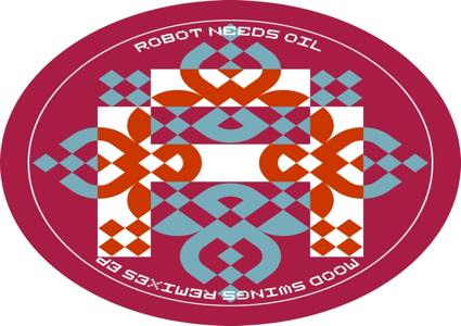 Mood Swings Remixes EP - Robot Needs Oil