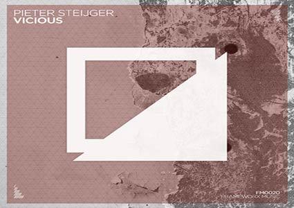 Vicious EP - Pieter Steijger