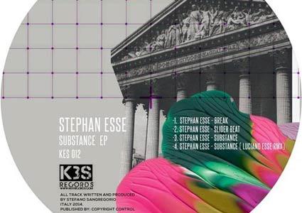 Substance EP - Stephan Esse