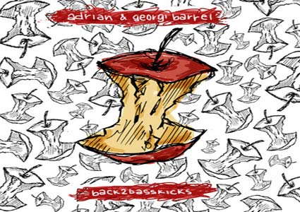 Back2BassKicks EP - Adrian & Georgi Barrel