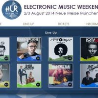 UR Munich - Electronic Music Weekend