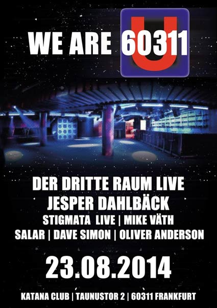 We are U60311 im Katana Club